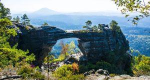 Чешская Швейцария – один из национальных парков Чехии