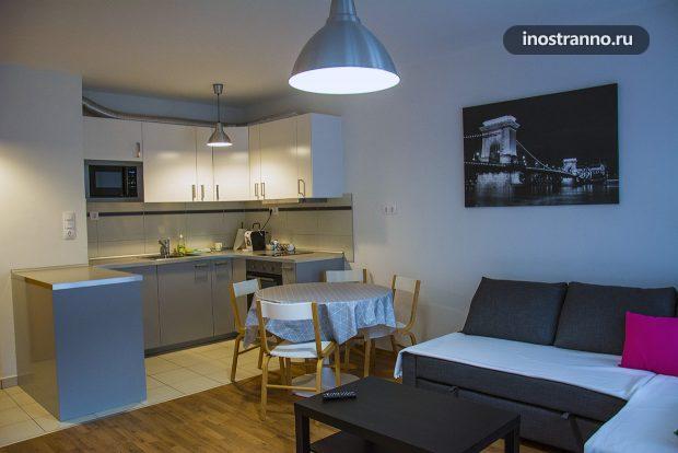 Посуточная квартира в Будапеште