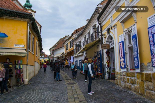Старый город Сентендре