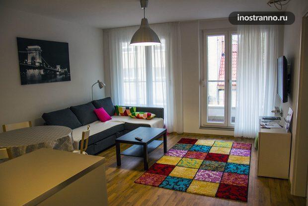 Посуточная аренда квартиры в Будапеште