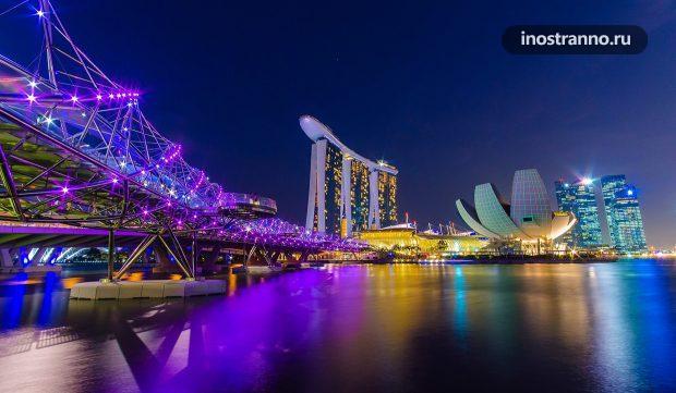 Сингапур экскурсия