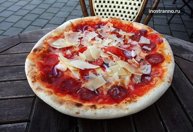 Итальянская пиццерия Culinary Aroma в Праге