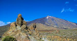 Вулкан Тейде – самая высокая гора Испании