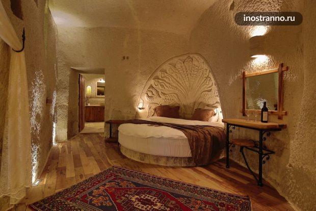 Дом в пещере, Каппадокия