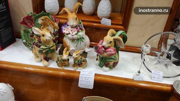 Керамические изделия из Италии