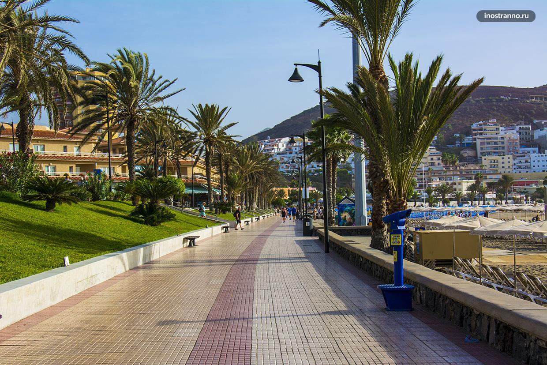 Лас Америкас Тенерифе как выглядит и фото курорта