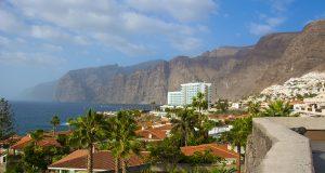 Лос-Гигантес – самый захватывающий город на Тенерифе