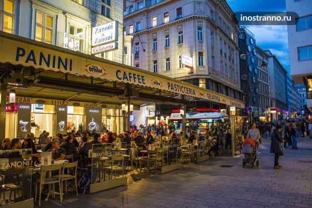Ночная Вена экскурсия