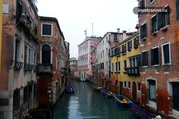 Аренда частного дворца в Венеции