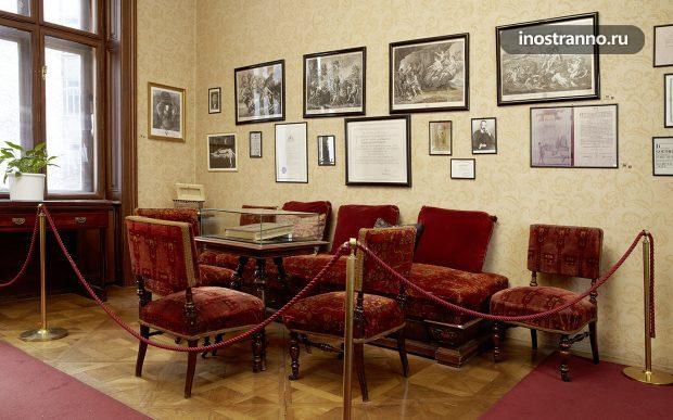 Музей Зигмунда Фрейда в Вене