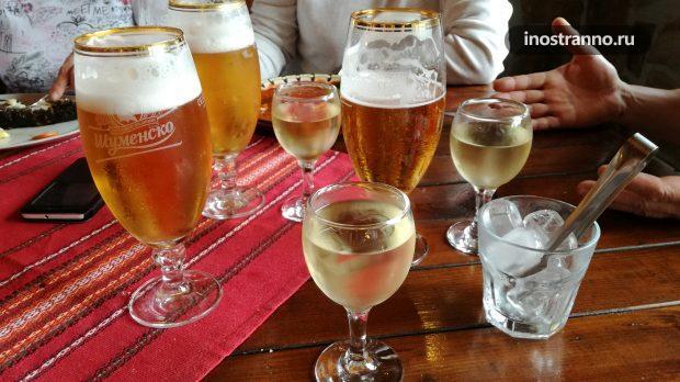 Пиво в Болгарии
