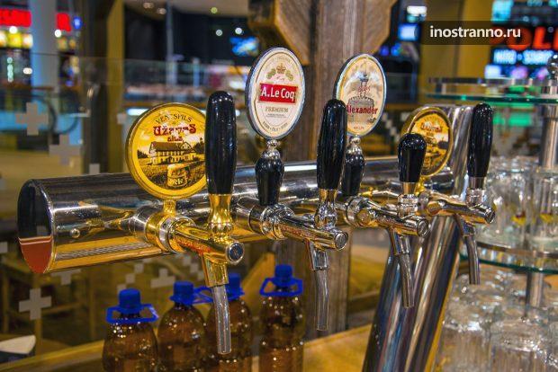 Пиво в Эстонии