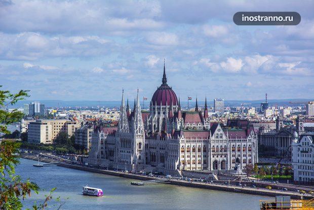 Из Вены в Будапешт на 1 день