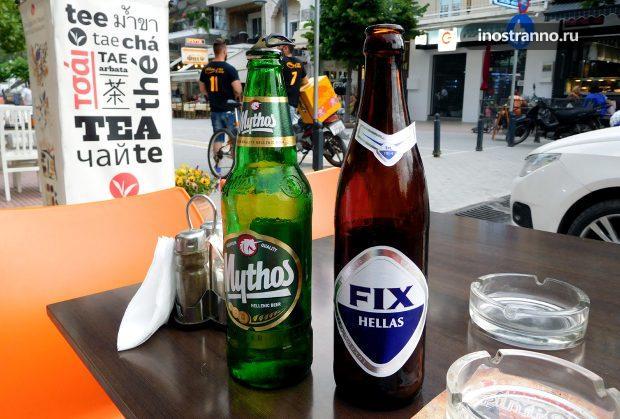 Греческое пиво