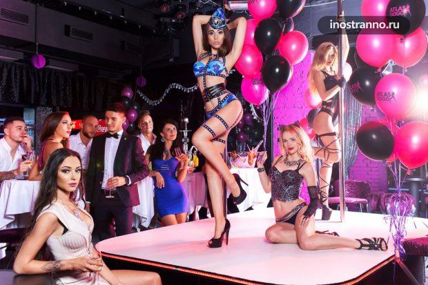 Kiss GoGo Prague Nightclub