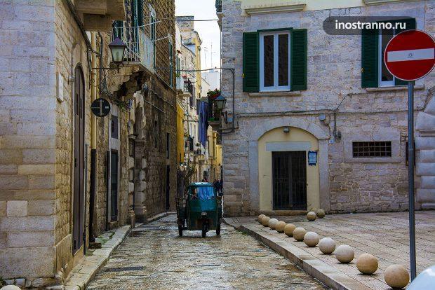 Красивые улочки Италии