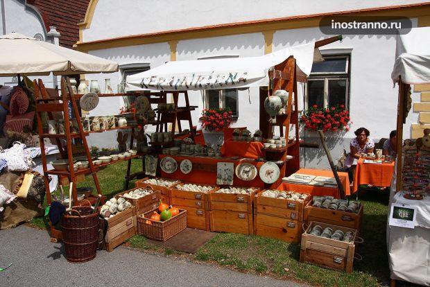 Голашовице интересная деревня на юге Чехии