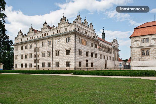 Литомишльский замок