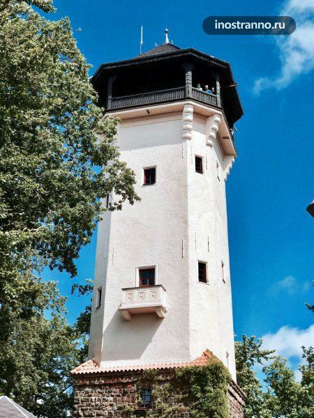 Обзорная смотровая башня Диана