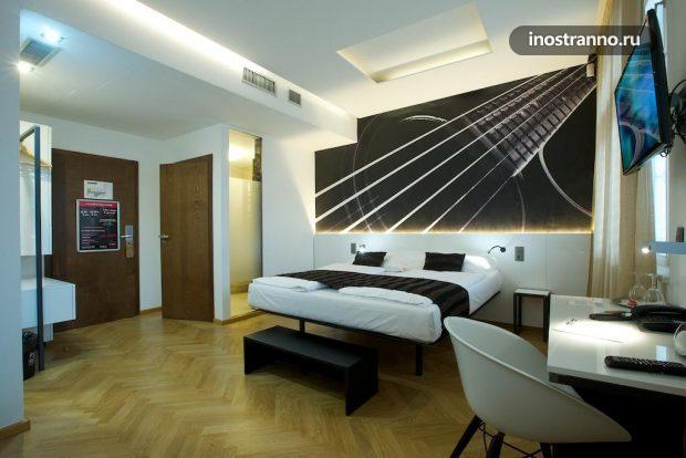 Номер отеля Mosaic House в Праге