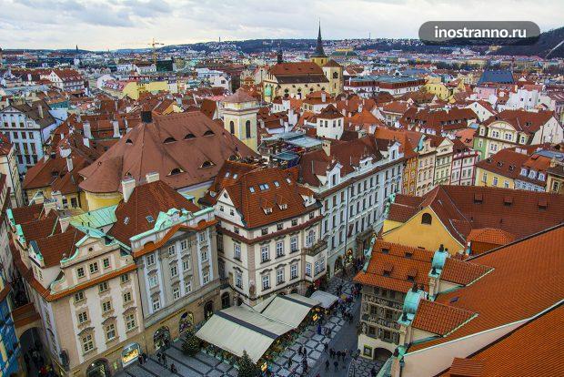 Исторический центр Праги