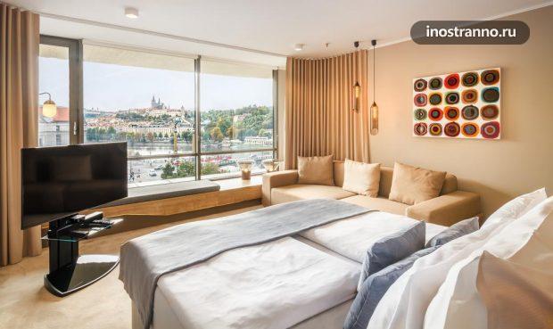 Отель в Праге 5 звезд President Hotel Prague
