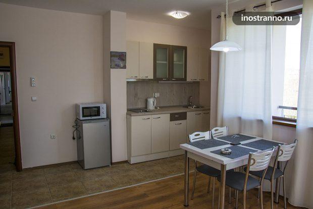 Снять апартаменты в Черноморце
