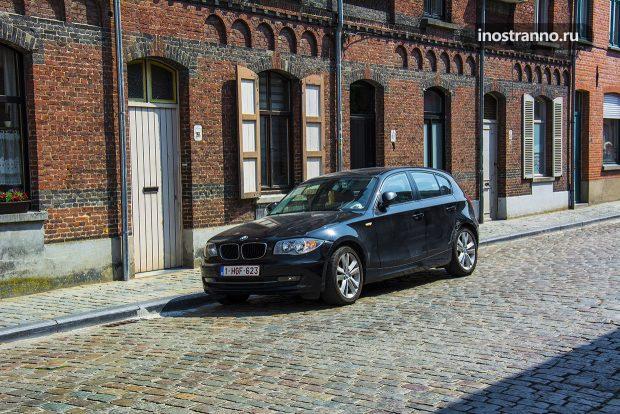 Аренда авто в Брюсселе и Бельгии
