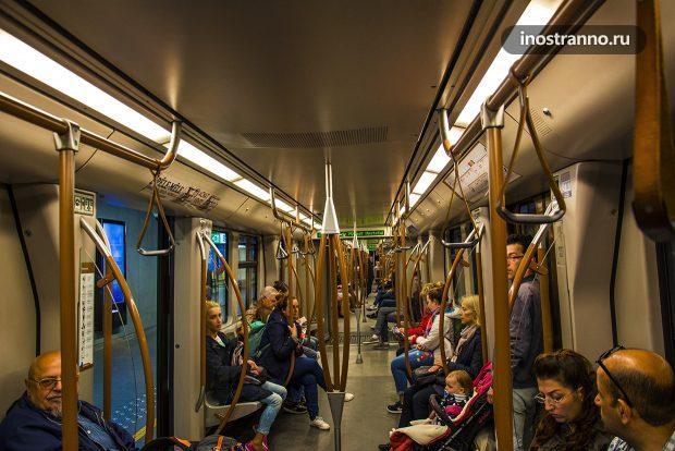 Брюссельское метро