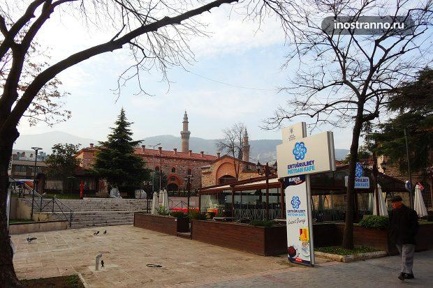 Турецкий город Бурса