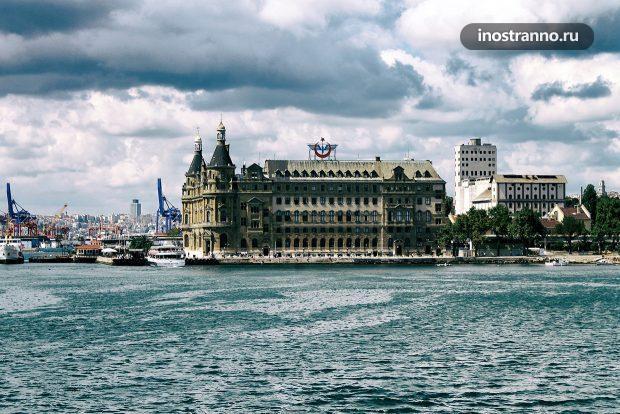 Экскурсия Азиатский Стамбул