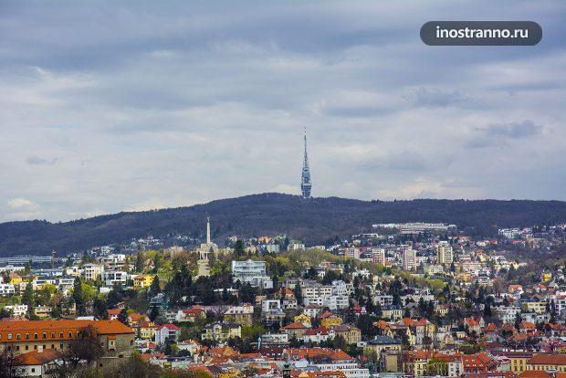 Холм Камзик в Братиславе