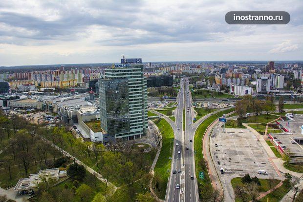 Район Петржалка в Братиславе