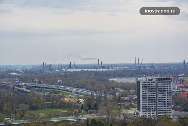 Нефтезавод Slovnaft