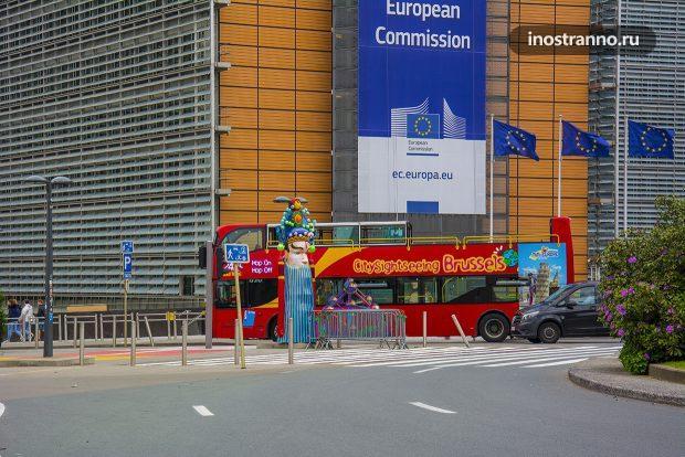 Экскурсия по Брюсселю, на русском языке, индивидуальная, цена