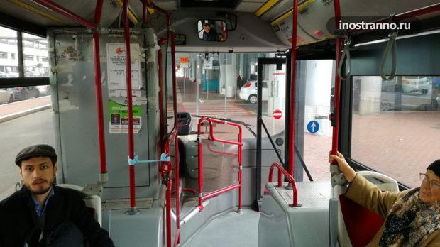 Бари автобус из аэропорта