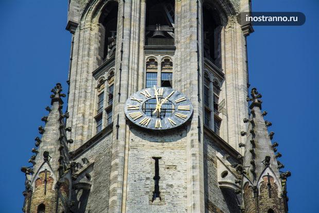 Колокольня Белфорт в Брюгге история, фото