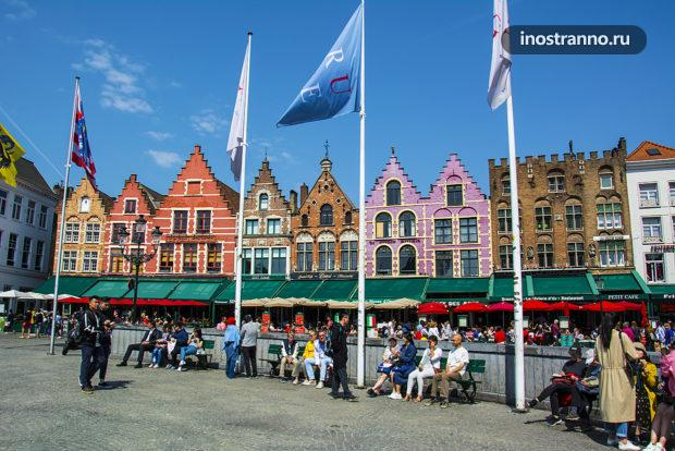Бельгийская архитектура