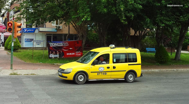 Такси в Бодруме, трансфер из аэропорта