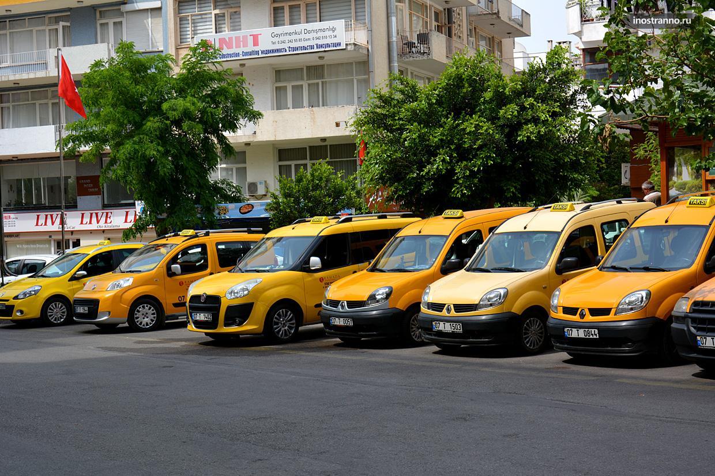 Такси трансфер из аэропорта в центр Измира