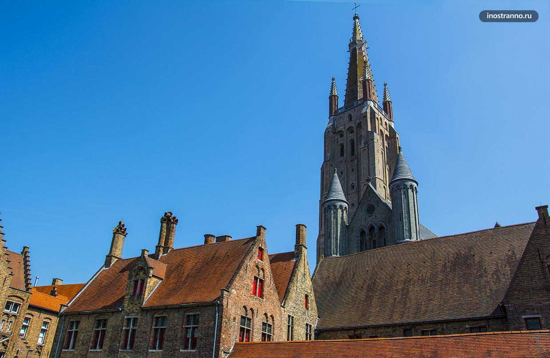 Церковь Богоматери в Брюгге