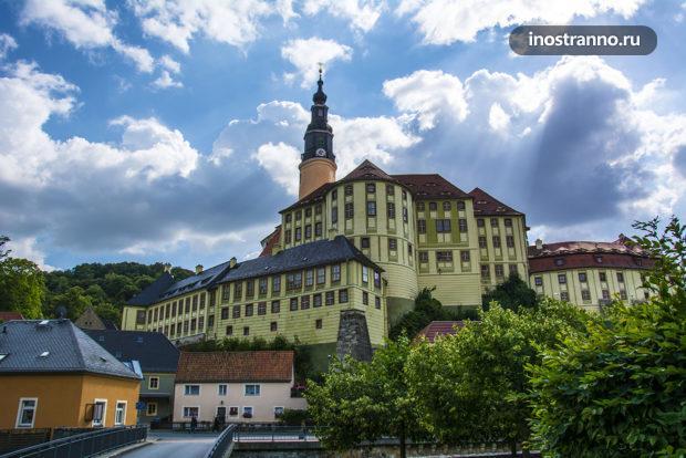 Замок Веезенштайн