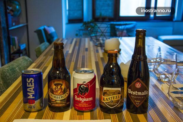 Сорта бельгийского пива