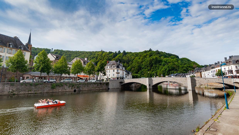 Арденны интересное место для посещения в Бельгии