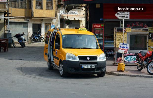 Такси в Стамбуле, трансфер из аэропорта