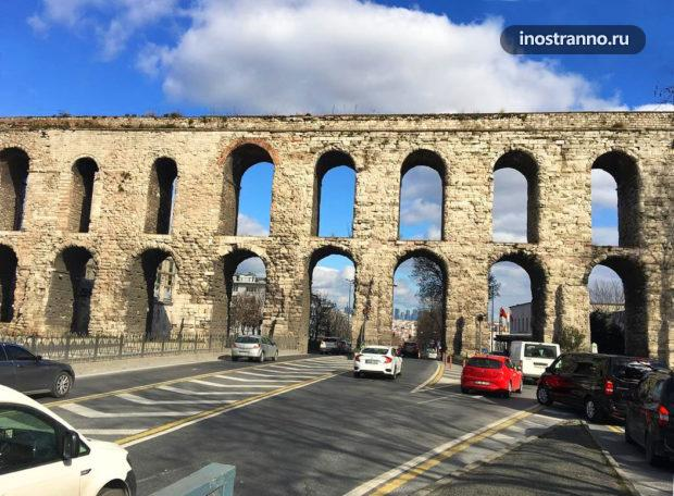 Акведук Валента в Стамбуле