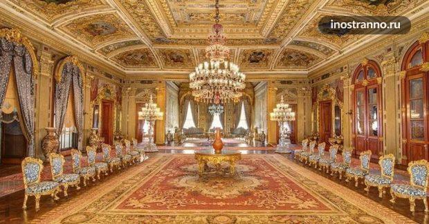 Дворец Йылдыз в Стамбуле