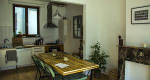 Квартира в Брюсселе, которую мы снимали во время путешествия