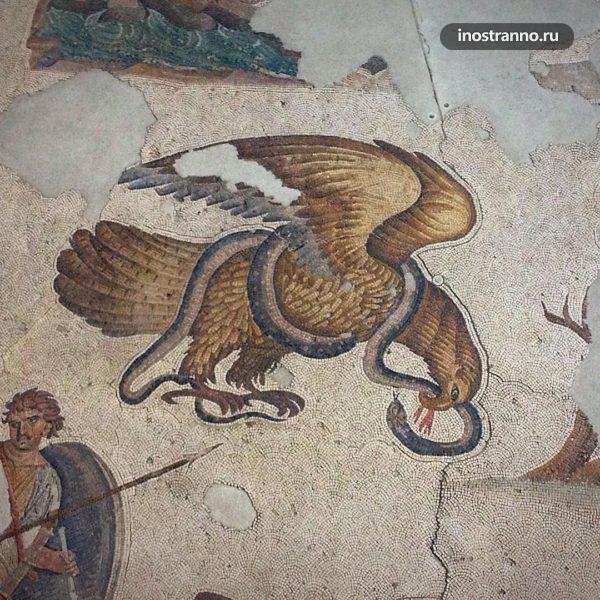 Музей мозаики в Стамбуле