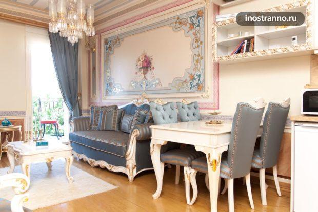 Красивые апартаменты в Стамбуле аренда посуточно
